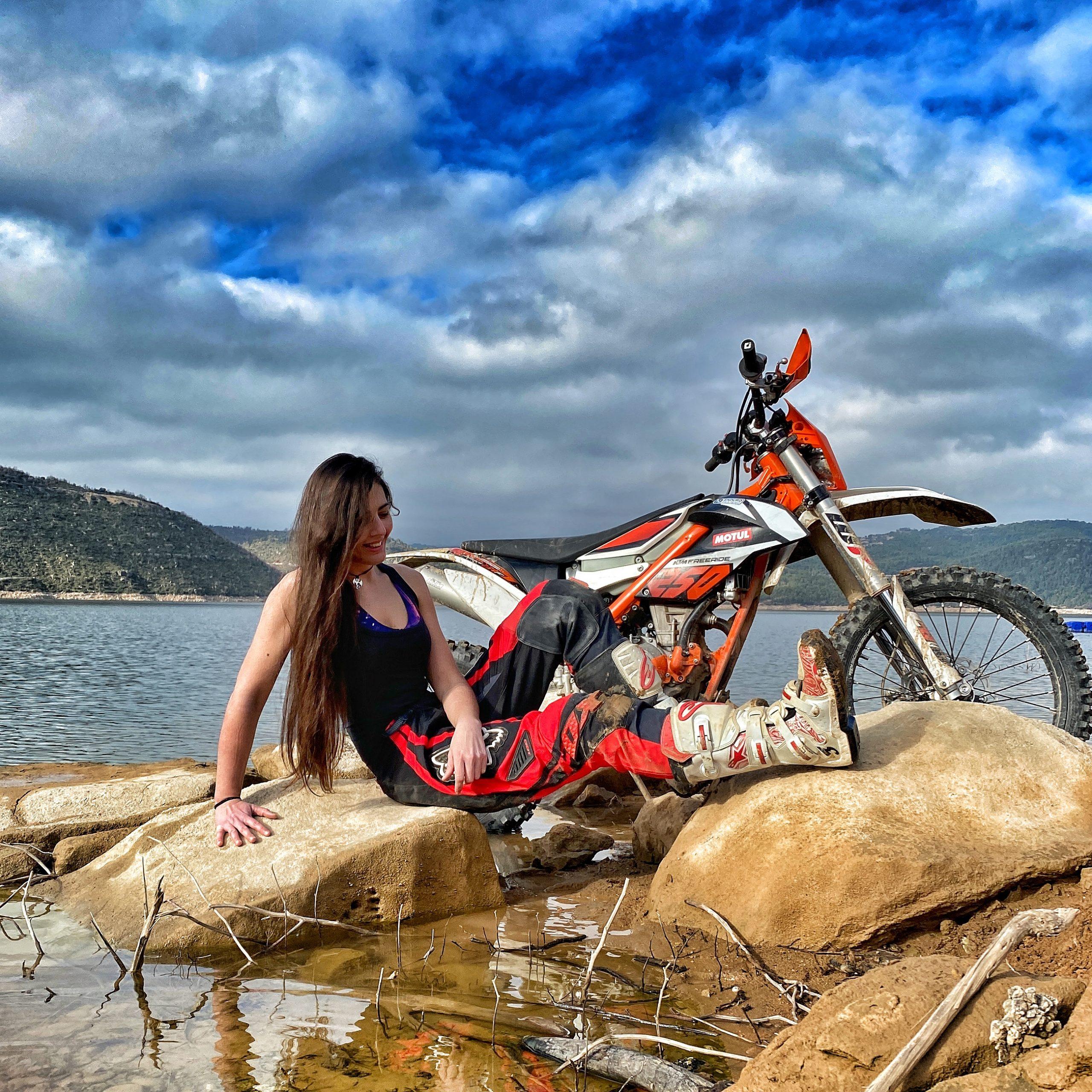 cuida de tu moto y ella cuidara de ti